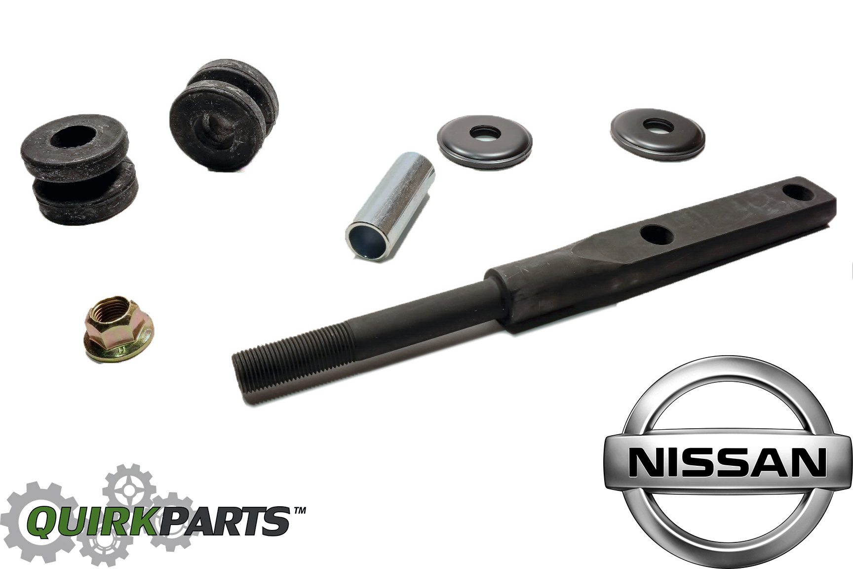 Nissan Pathfinder Left Or Right Front Suspension Tension