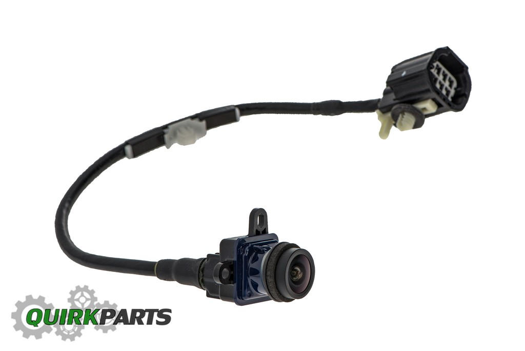 2012 dodge ram 2500 belt diagram backup camera wiring 2012 dodge ram 2500 09-12 dodge ram 1500 2500 3500 rear view back up camera replacement mopar oem | ebay #11