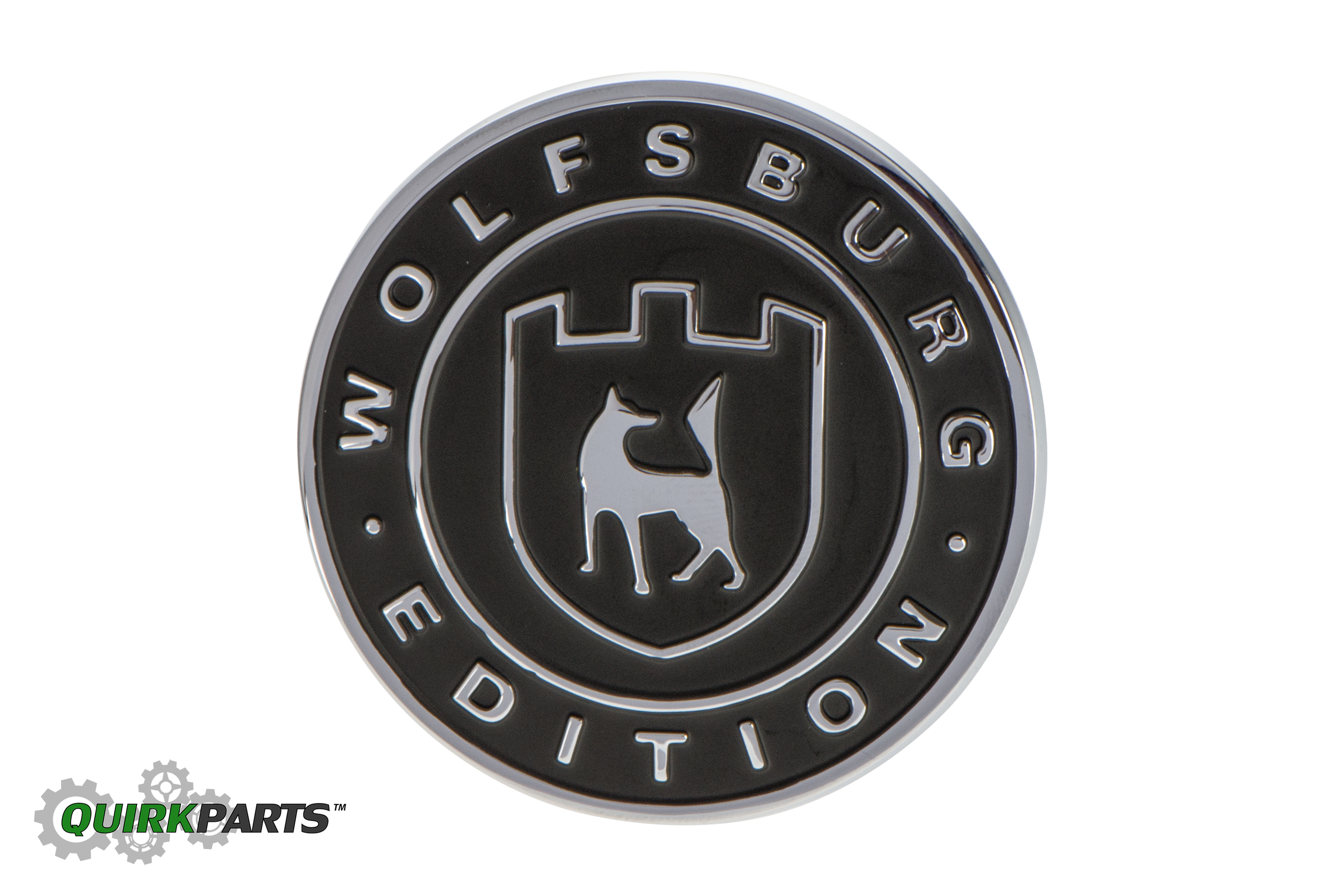 OEM NEW VW Volkswagen WOLFSBURG EDITION Badge Emblem ...