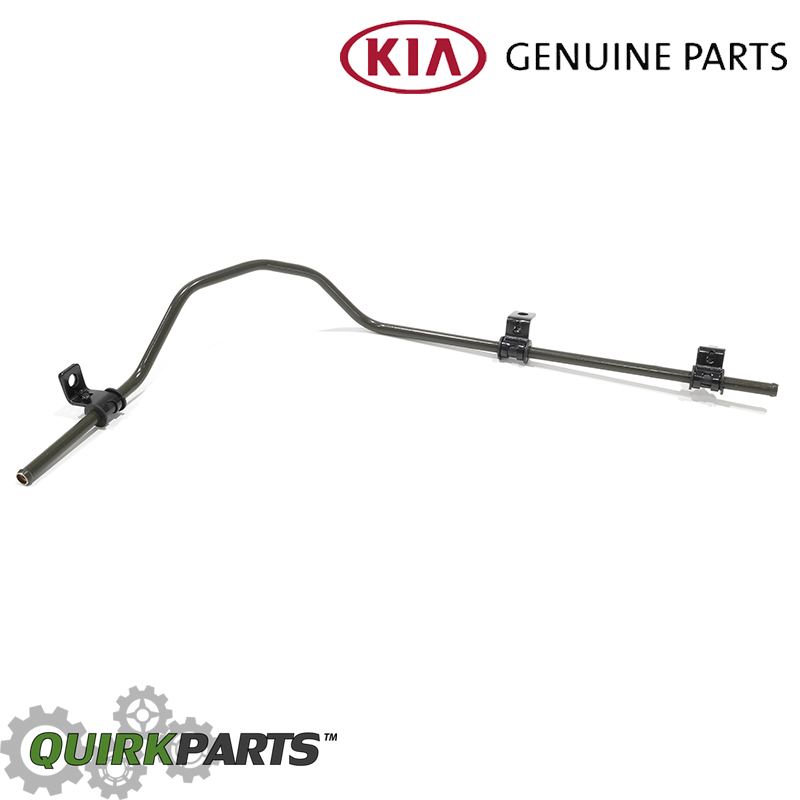 oem new power steering pump pipe return 2003