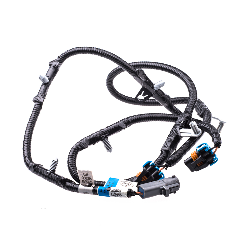 05 f250 oem fog light wiring harness 05 diy wiring diagrams 2005 2007 ford f250 f350 super duty excursion fog light lamp