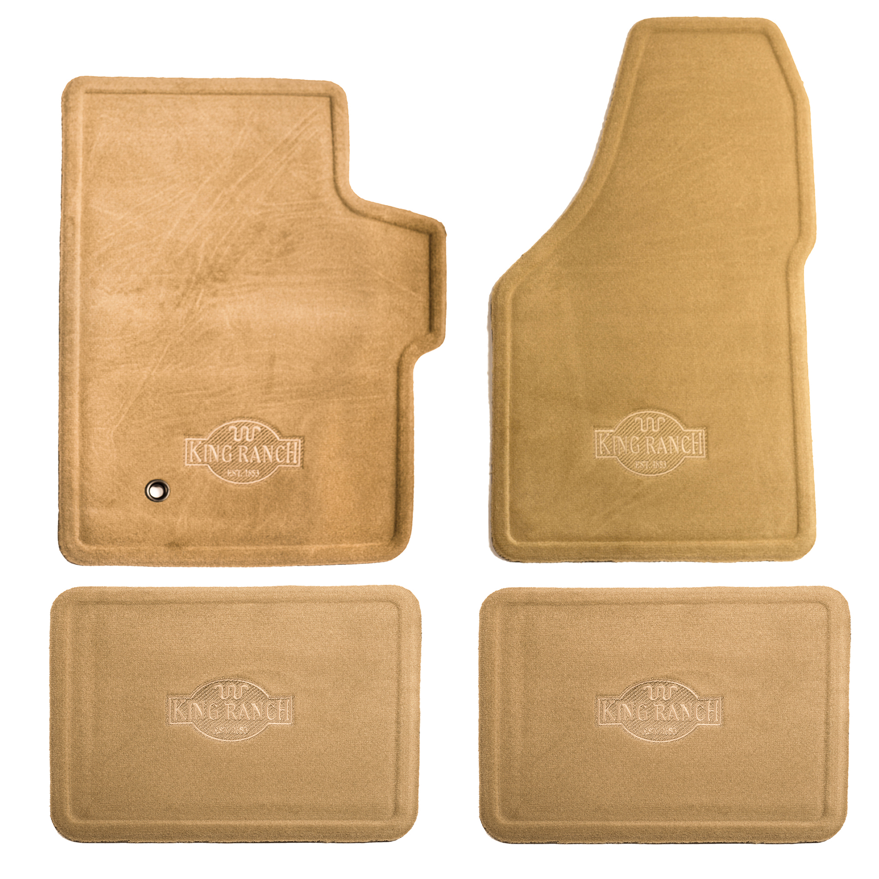 2005-2007 Ford F250 F350 Super Duty King Ranch Carpet