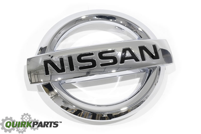 2004-2012 Nissan Sentra Maxima Front Chrome Grille ...