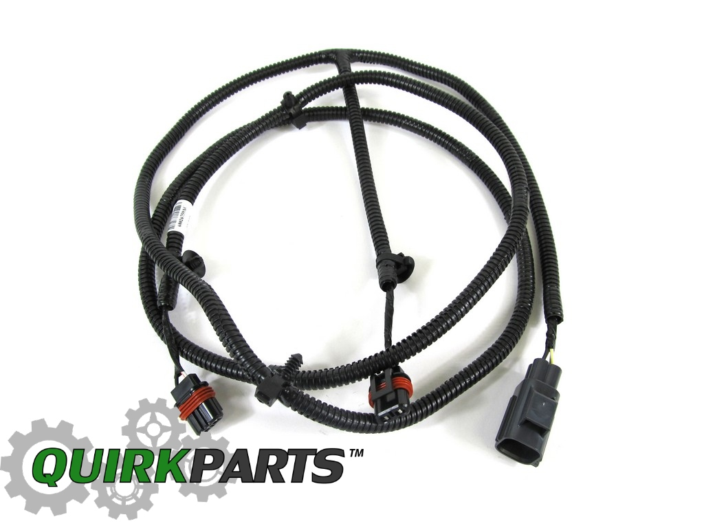 Dodge Ram Fog Light Wiring Harness Example Electrical Diagram 2009 2012 1500 Lamp Jumper