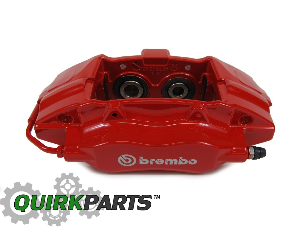 12 17 Jeep Grand Cherokee Srt Rear Left Brembo Brake Caliper New Mopar Genuine Ebay