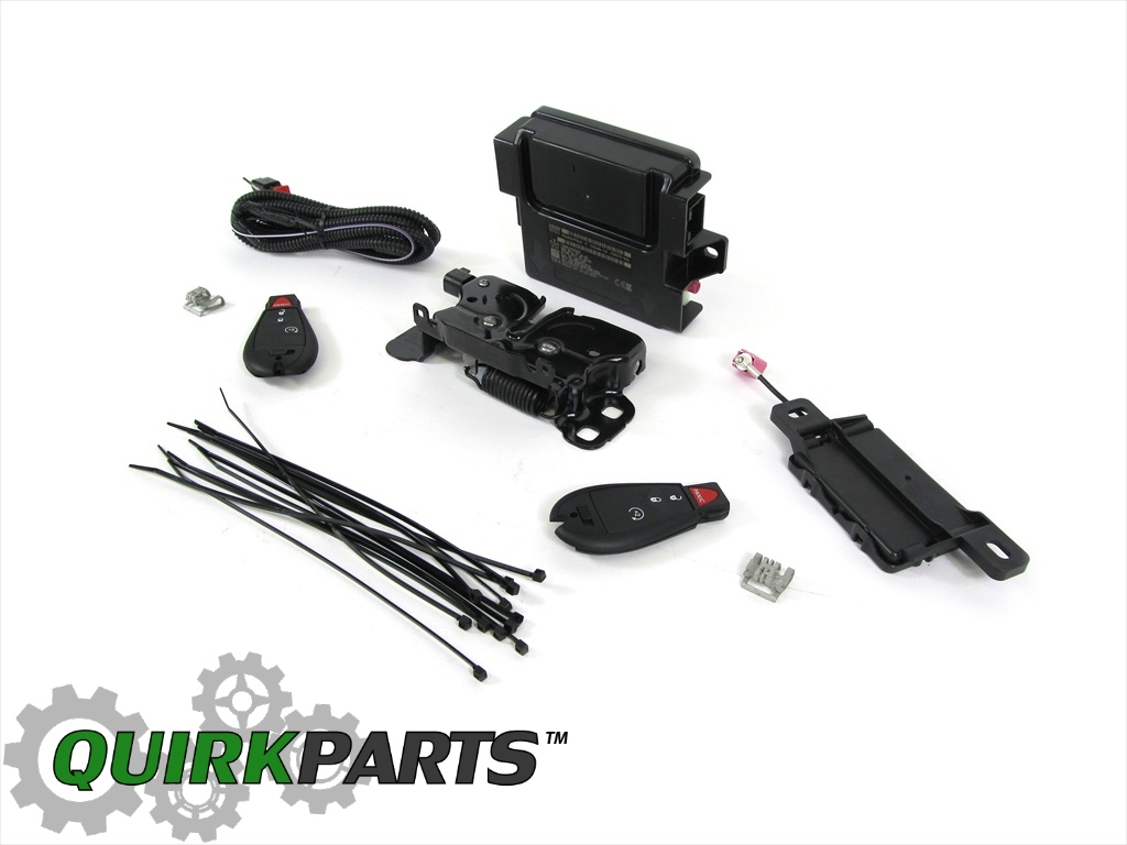 Quirk Jeep Braintree >> 2014-2015 JEEP CHEROKEE REMOTE START KIT W/O POWER LIFTGATE MOPAR 82213778AB | eBay