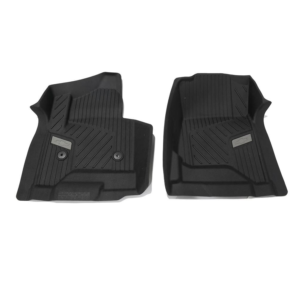 2016 Chevrolet Suburban 3500hd Camshaft: OEM NEW Premium All Weather Floor Mats FRONT Black
