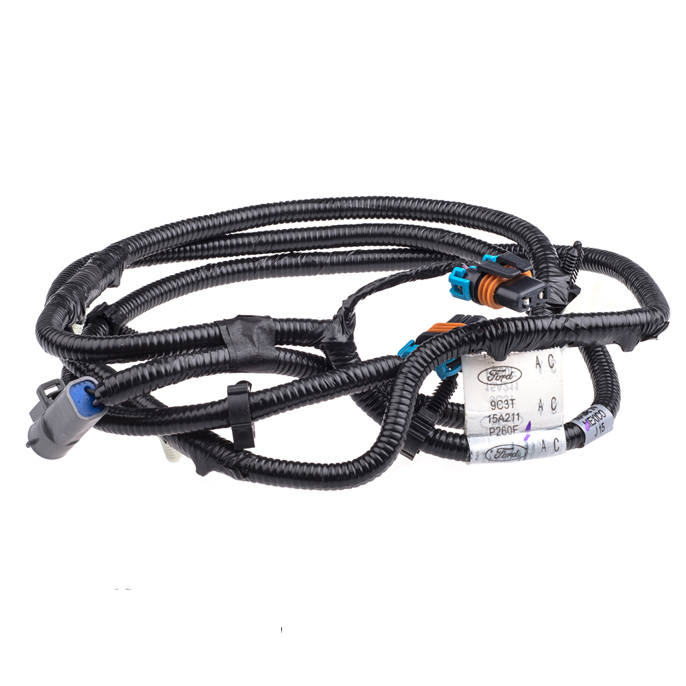 2008-2010 ford f250 f350 f450 f550 super duty fog light ... ford f250 wiring harness ford f250 wiring harness