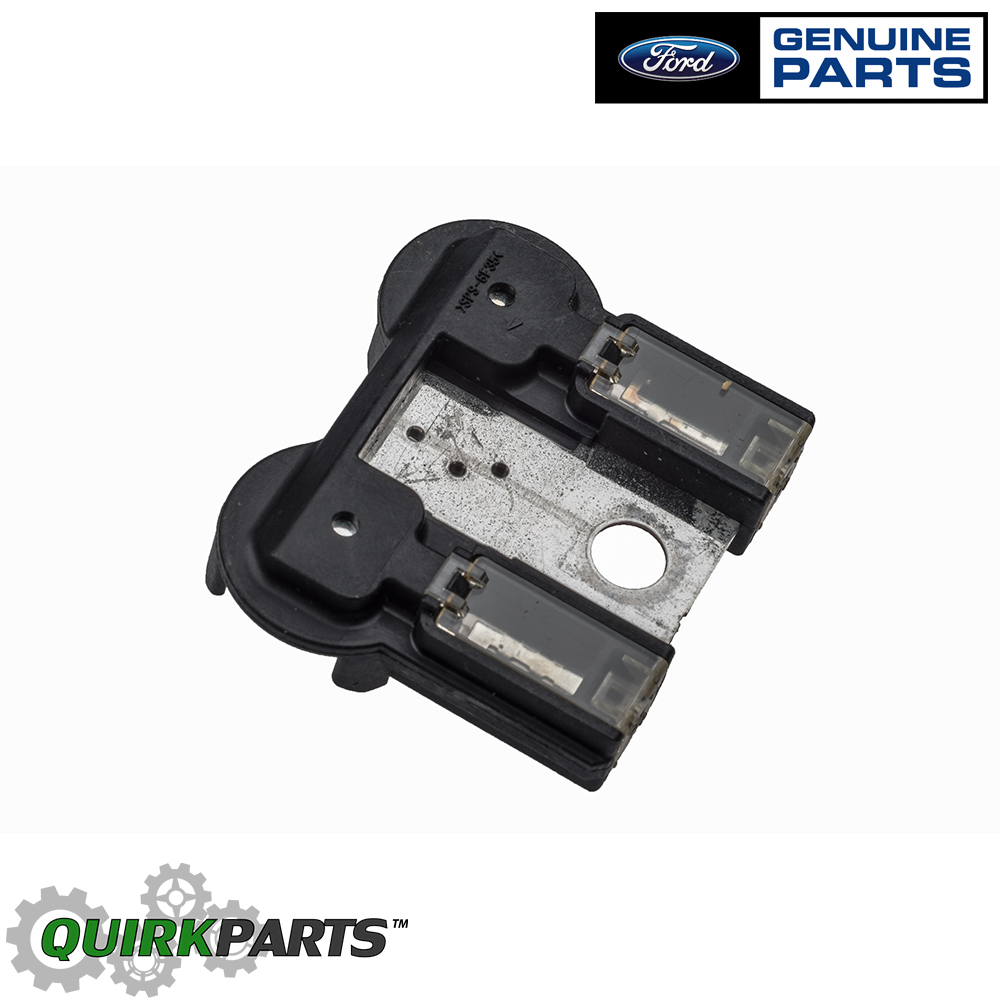 Ford Fusion Edge Mkz Battery Cable Fuse Block Circuit