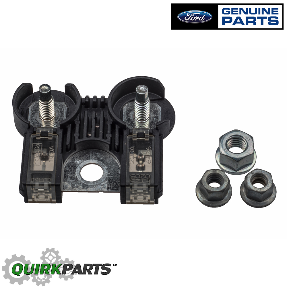 ford fusion edge mkz battery cable fuse block circuit 2011 mkz fuse box