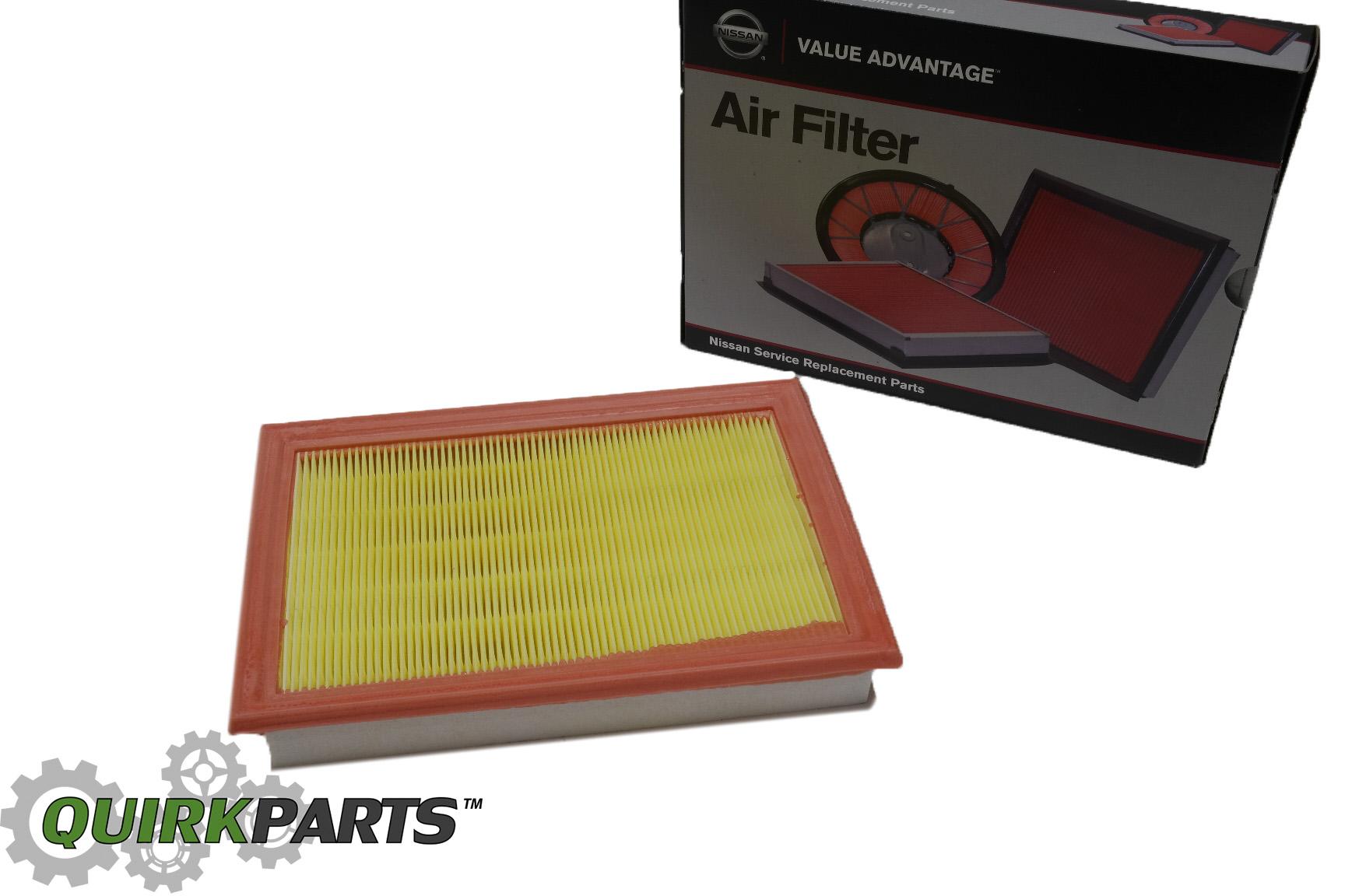 nissan engine air filter 300zx juke rogue sentra af54m 30p0jnw value adv ebay. Black Bedroom Furniture Sets. Home Design Ideas