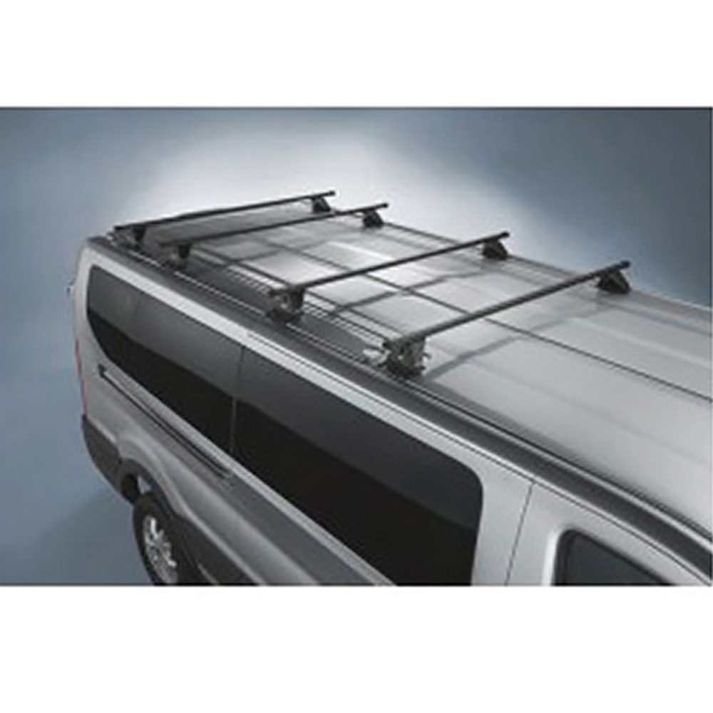 2015-2016 Ford Transit Van Roof Rack Cross Bars 4 Piece