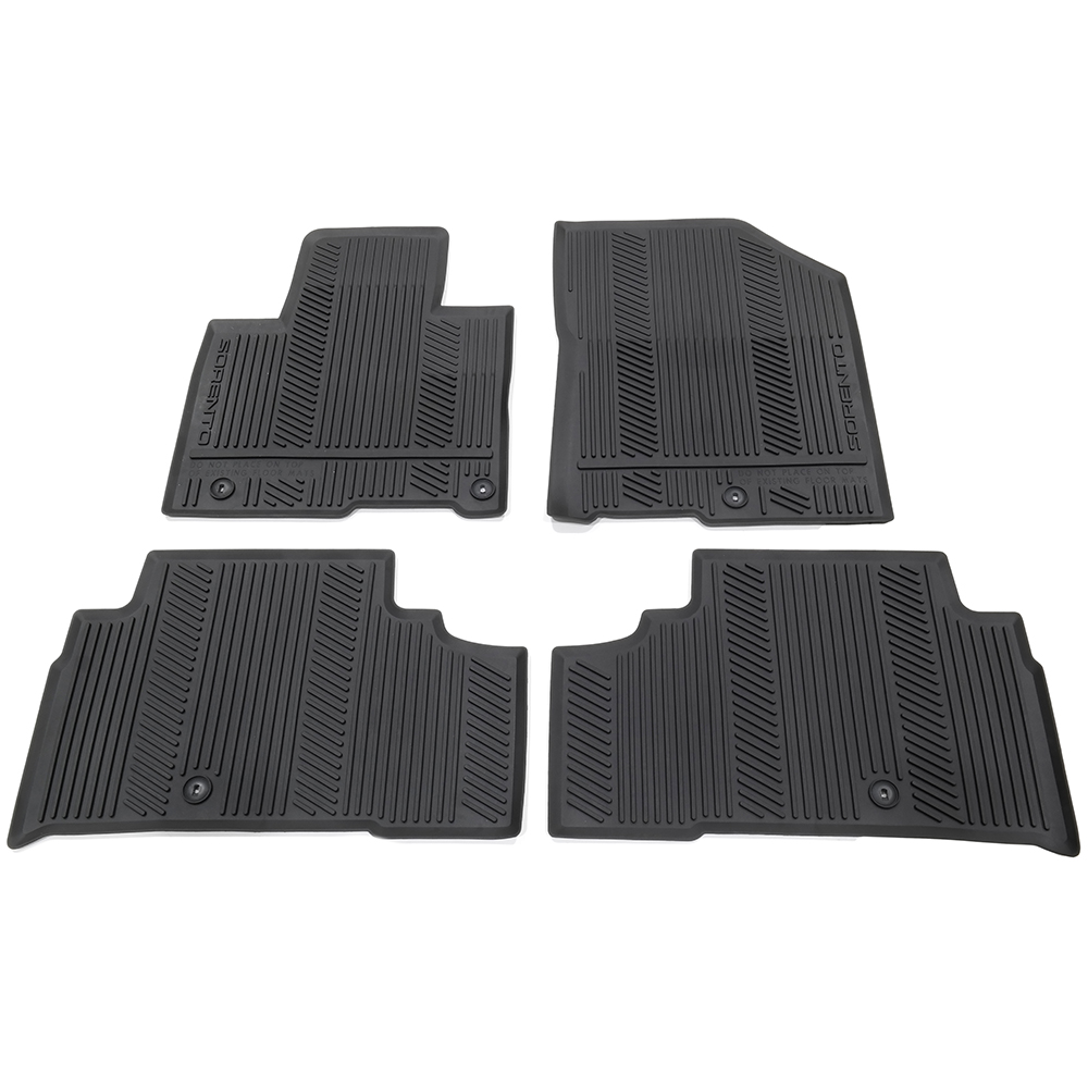 2016 Kia Soul All Weather Floor Mats Carpet Vidalondon
