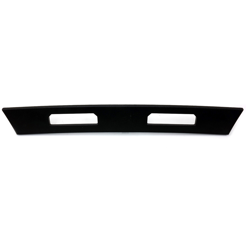 OEM NEW Rear Bumper License Plate Bezel Trim 13-14 Ford Mustang DR3Z-17A955-AA