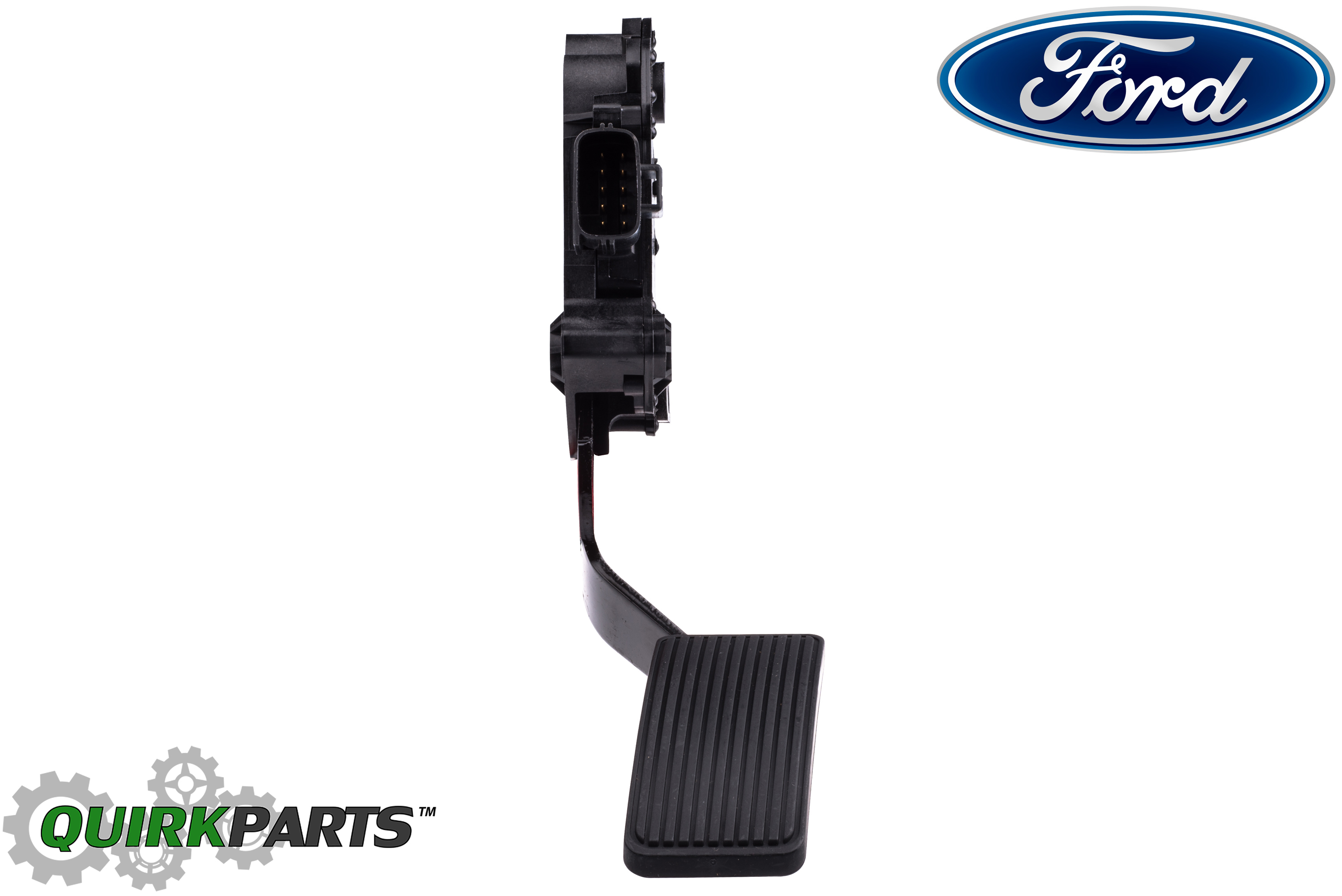 Ford Gas Pedal : Ford accelerator gas pedal foot pad sensor f super duty