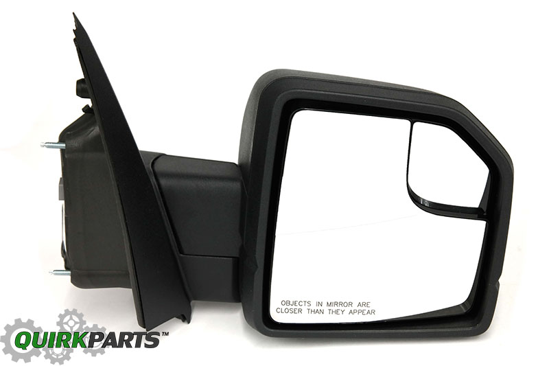 2015 2016 ford f150 right passenger side view power mirror for Mirror questions