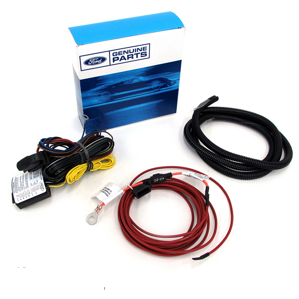 Ford Edge Flex Escape Mkx 4 Pin Trailer Hitch Wiring Harness Tow Kit Wire Diagram Towing Motorcycle 5