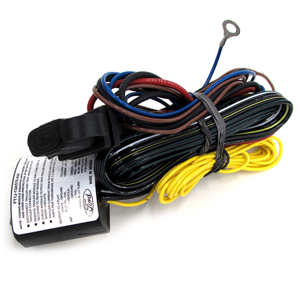 Ford Flex Towing Wiring Harness Auto Electrical Diagram Dodge Trailer Tow Hitch Honda Bf 90