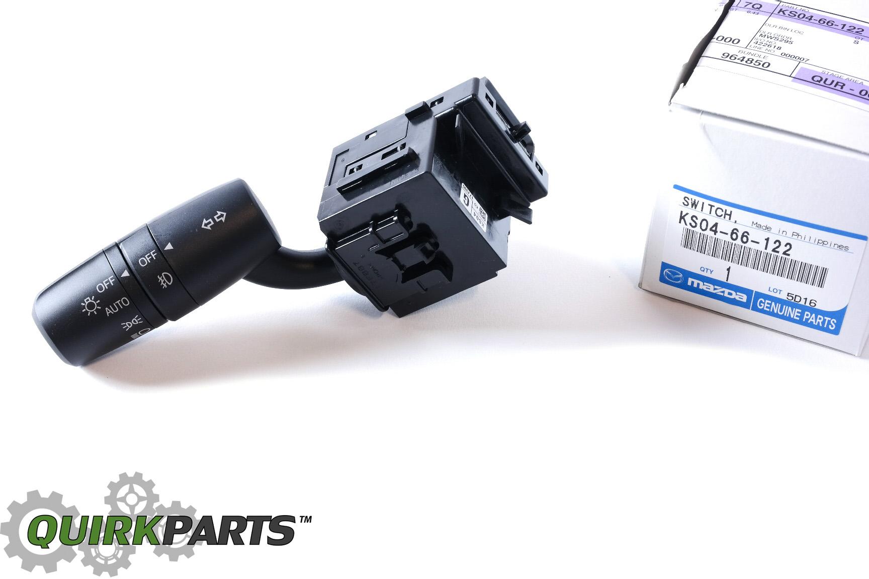 mazda3 6 cx 5 headlight turn signal fog light switch with automatic