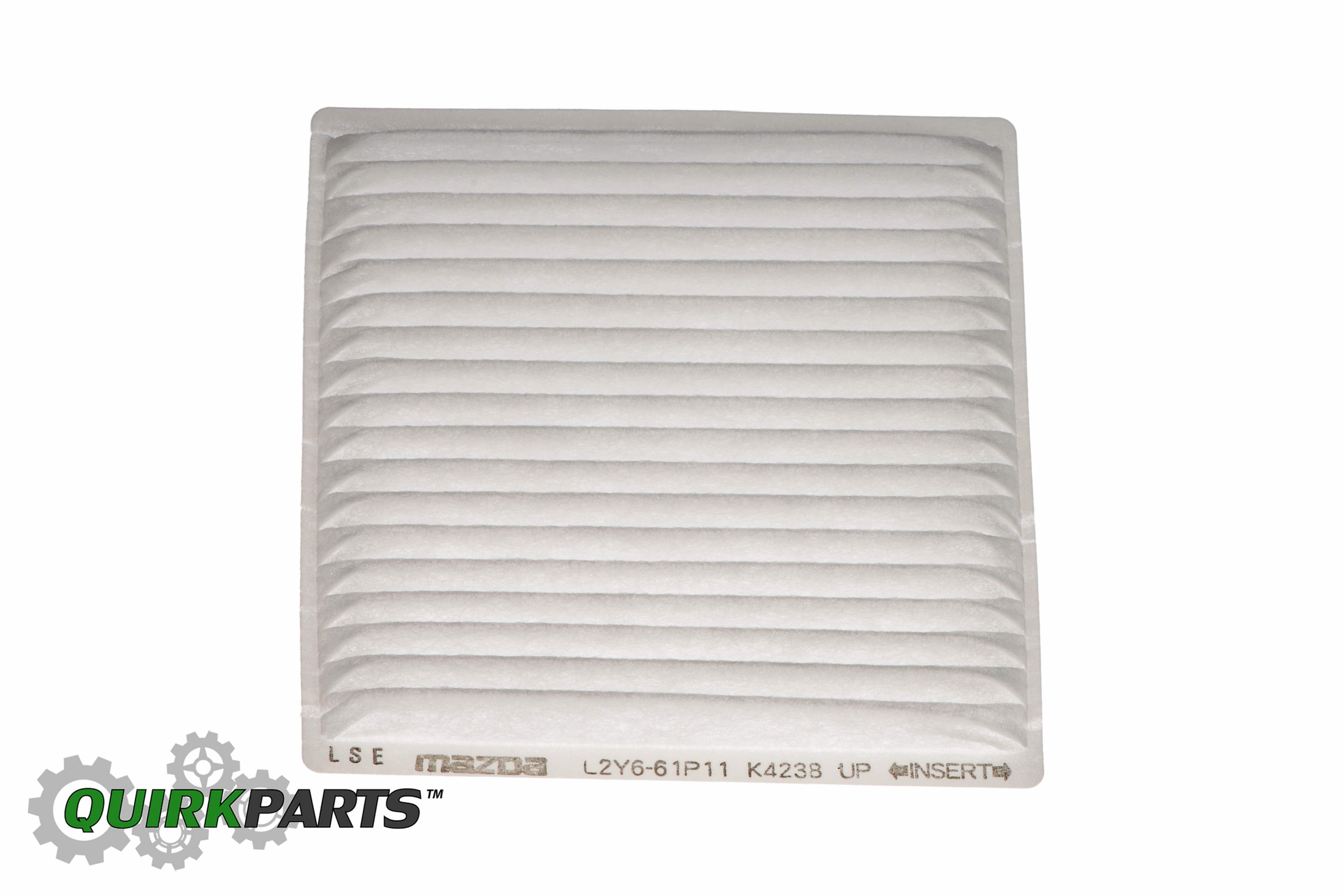 2007 2011 mazda cx 9 cabin air filter oem new l2y6 61 p11. Black Bedroom Furniture Sets. Home Design Ideas