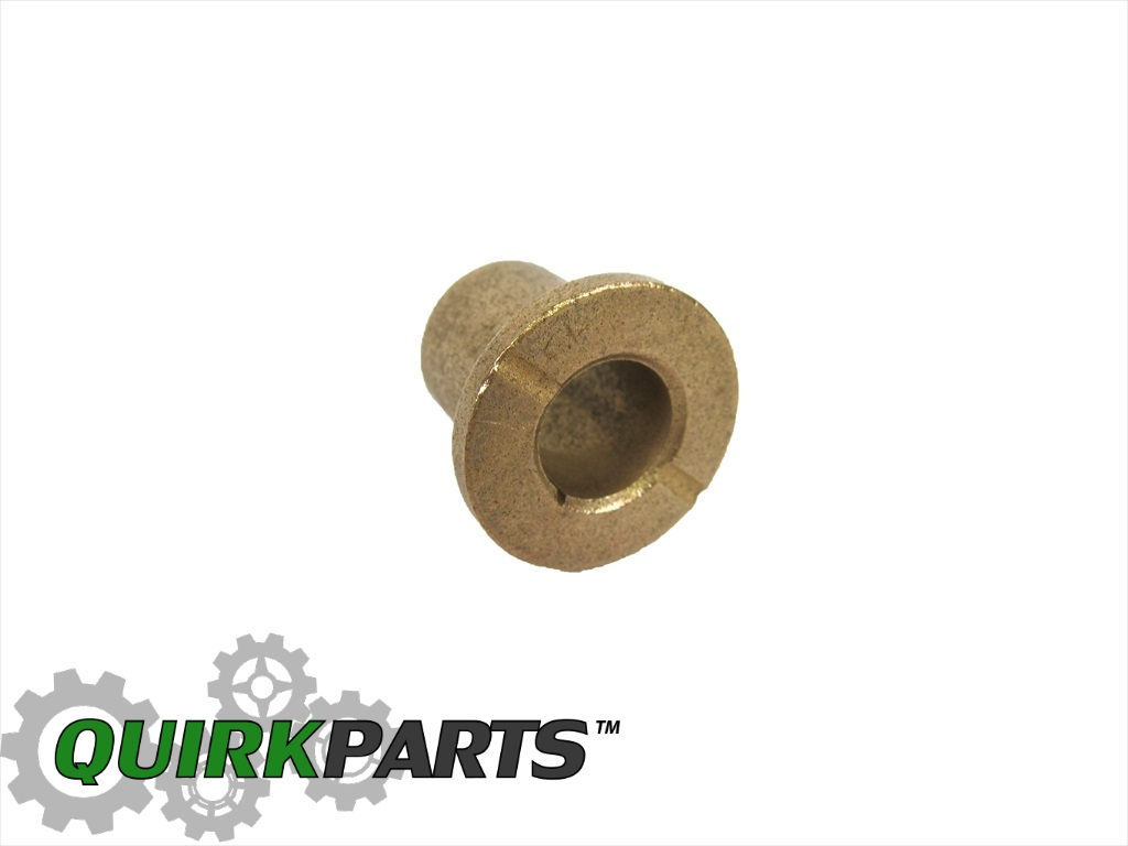 how to replace a drive shaft bushing