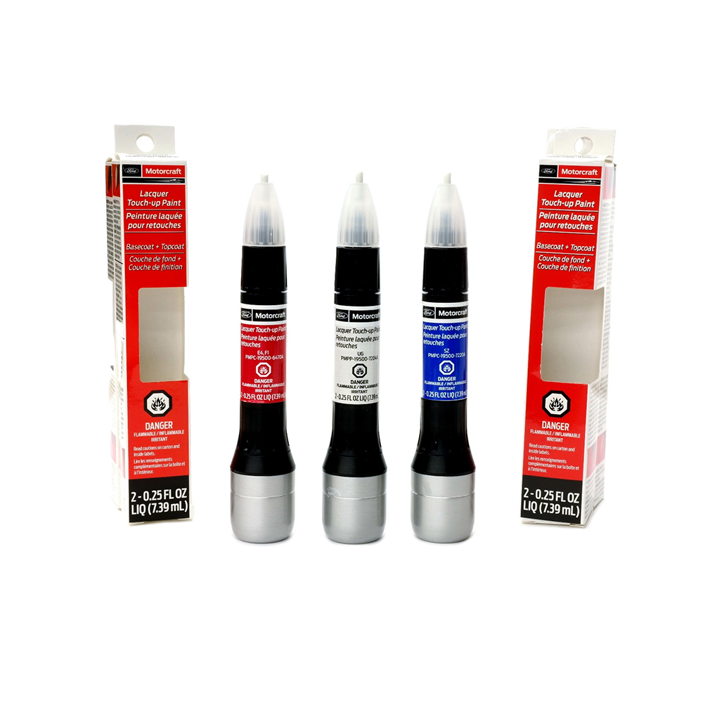 Ford Lincoln Mercury Dark Blue Pearl Touch Up Paint Pen Dx
