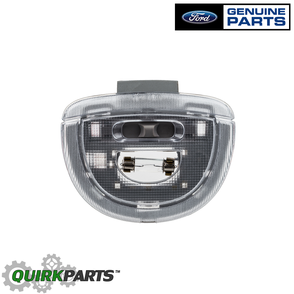 Ford f150 expedition explorer overhead roof dome light bulb cargo lamp lens oem ebay 2007 ford f 150 interior lights