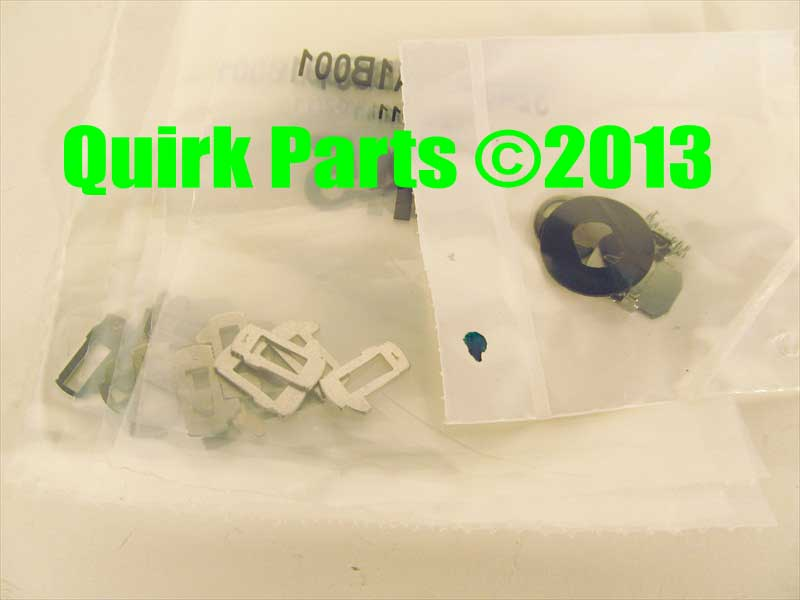 04-14 Ford F150 Explorer Sport Trac Spare Tire Lock Service Kit Cylinder OEM NEW | eBay