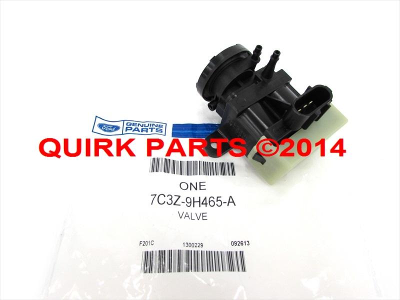 2010 Ford F 250 F 350 Vacuum Control Solenoid Locking Hubs 4x4 Ebay
