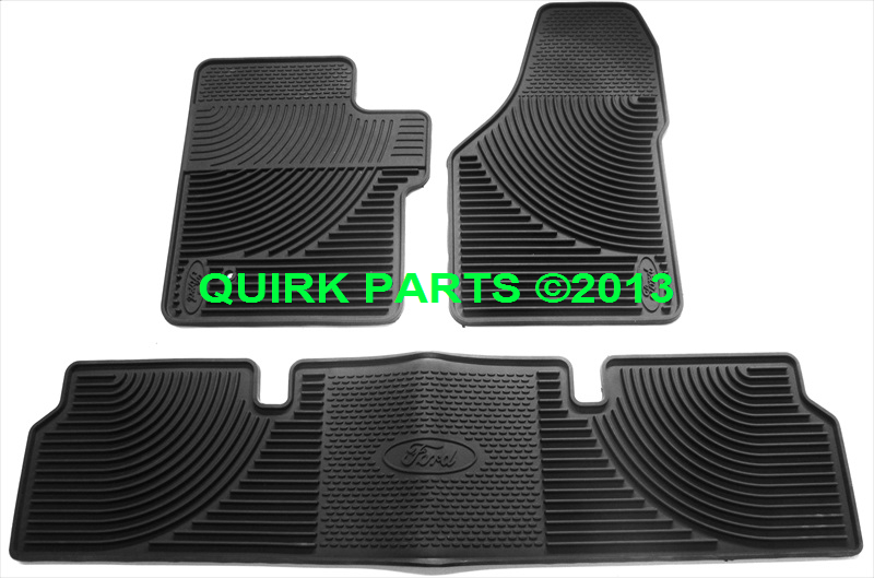 2006 2017 ford fusion floor mats weathertech autos post. Black Bedroom Furniture Sets. Home Design Ideas