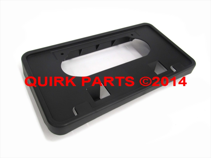 2014 f150 limited front license plate bracket