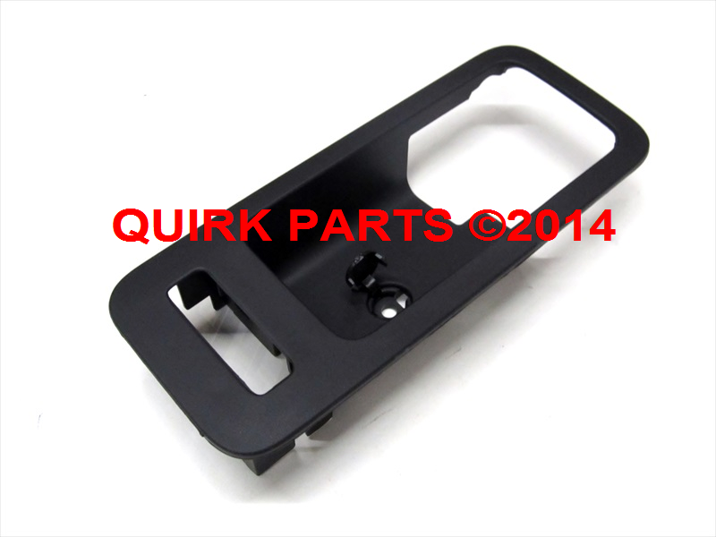 2006 2012 ford fusion milan left driver side interior door handle cover oem new ebay for 2012 ford fusion interior door handle