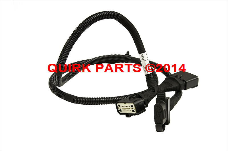 2011 ford explorer wiring harness 2011-2014 ford explorer 4 pin trailer hitch wiring harness ... 1996 ford explorer wiring harness