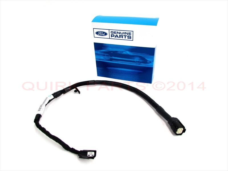 BL3Z 14A411 A e 2011 2014 ford f 150 rear view back up camera wire harness oem new  at bakdesigns.co