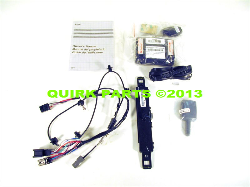 2011 Ford Super Duty Edge F150 Remote Car Starter System