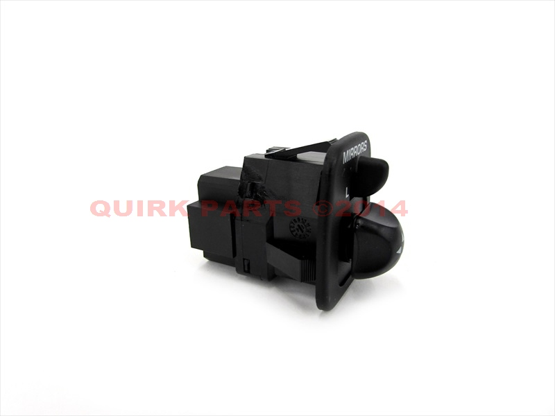 Ford F150 F250 Excursion Side View Mirror Control Switch