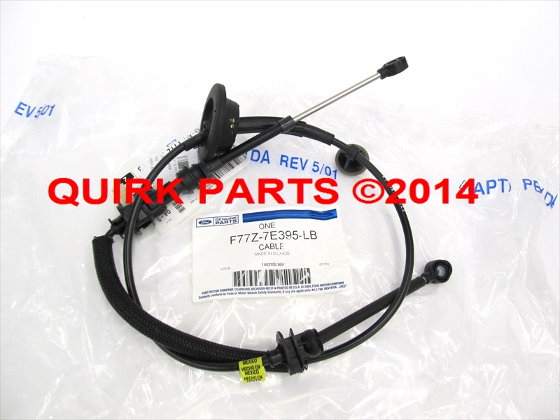 Ford Mercury Automatic Transmission Shift Cable Genuine