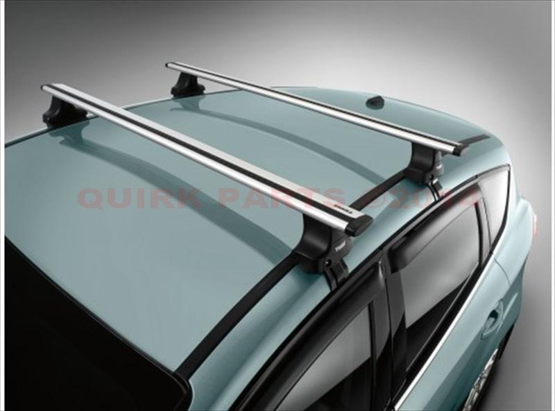 2013 2015 Ford C Max Roof Rack Carrier Cross Bar Thule Oem