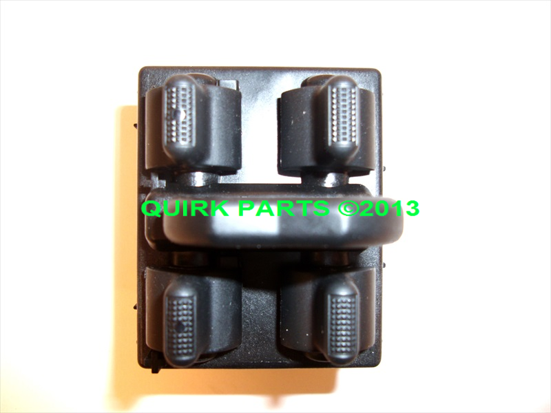 2007 2010 Jeep Wrangler 4 Door Master Power Window Switch
