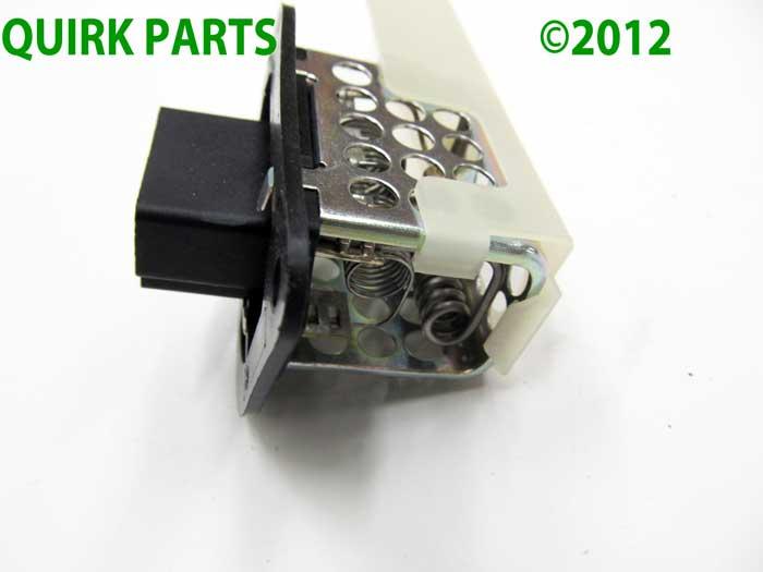 1998 2003 dodge ram b vans blower motor resistor mopar for 2002 dodge ram blower motor resistor