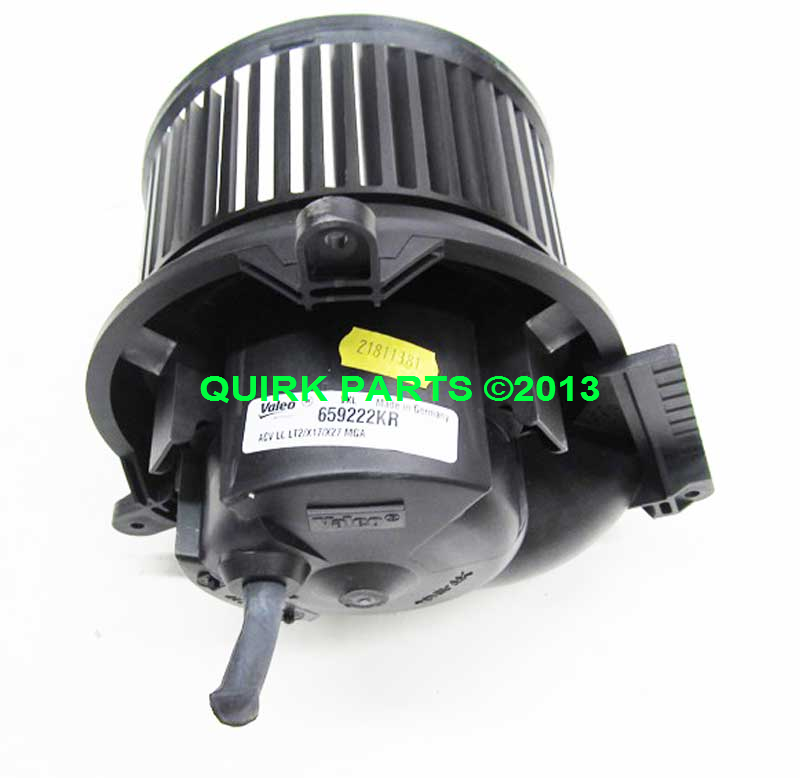 2002-2006 Dodge Sprinter 2500 3500 2.7 DIESEL Blower Motor