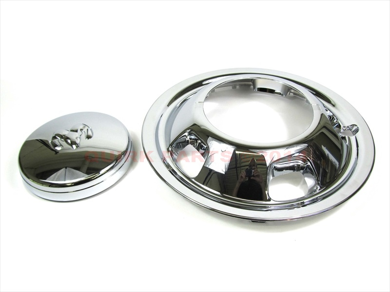 Dually Trim Ring And Hub