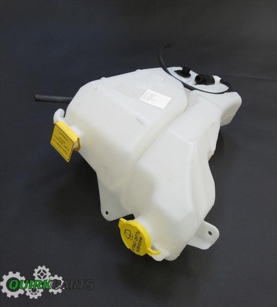 Quirk Jeep Braintree >> 02-08 Ram 1500 & 02-09 Ram 2500 Coolant Reservoir Reserve Washer Bottle MOPAR   eBay