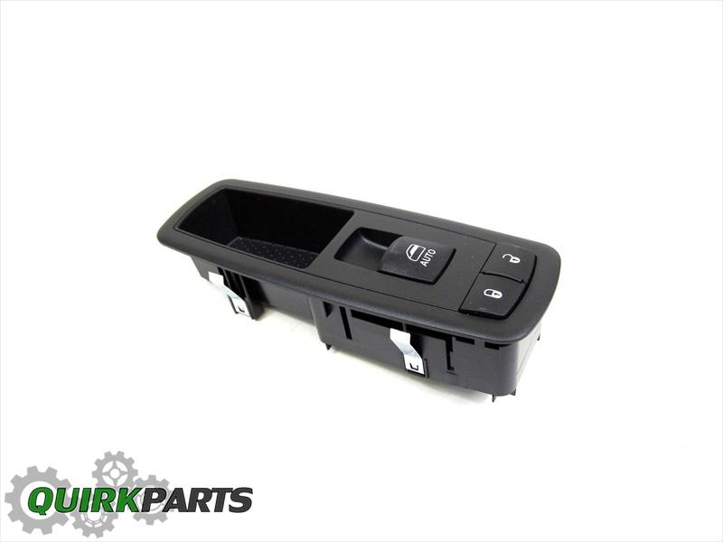Door Lock Switch Front Left Drivr 2015 Dodge RAM 1500 2500 3500 Mopar 68110867AB
