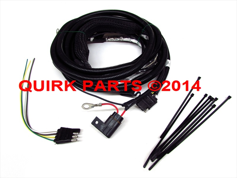 Auto Wiring Harness Covering : Amazon jeep liberty trailer hitch wiring harness