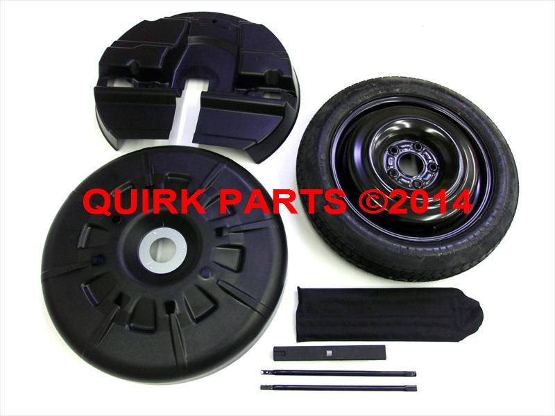 2014 dodge grand caravan town country spare tire kit oem factory new mopar ebay. Black Bedroom Furniture Sets. Home Design Ideas