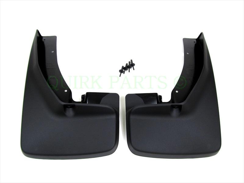 set of 4 universal Mudflaps UNIVERSAL CAR MUDFLAPS fittings