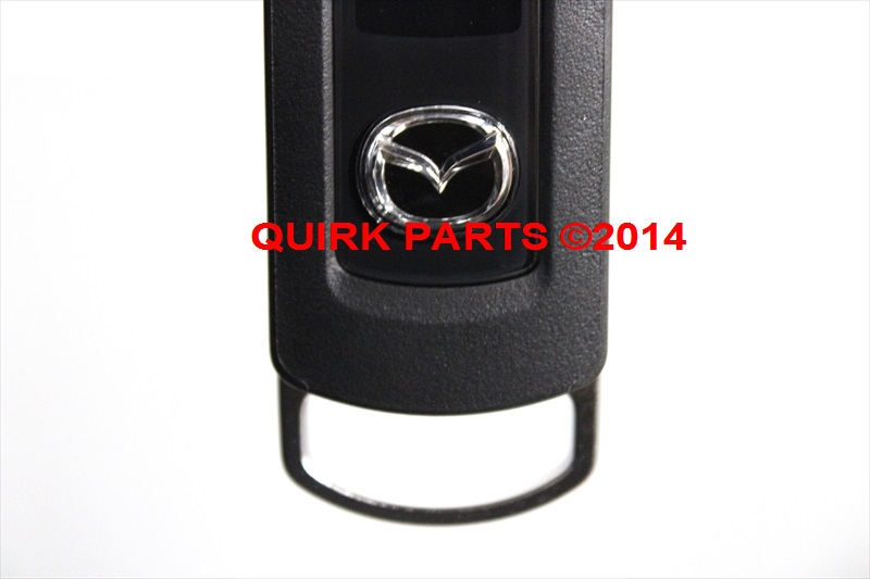 how to open mazda cx 5 key fob