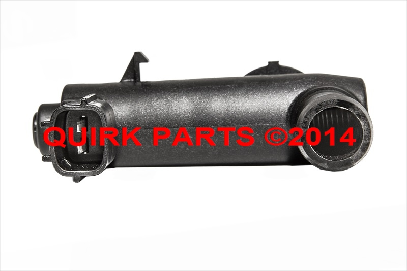 2008 2010 Nissan Pathfinder Rogue Evap Canister Vent
