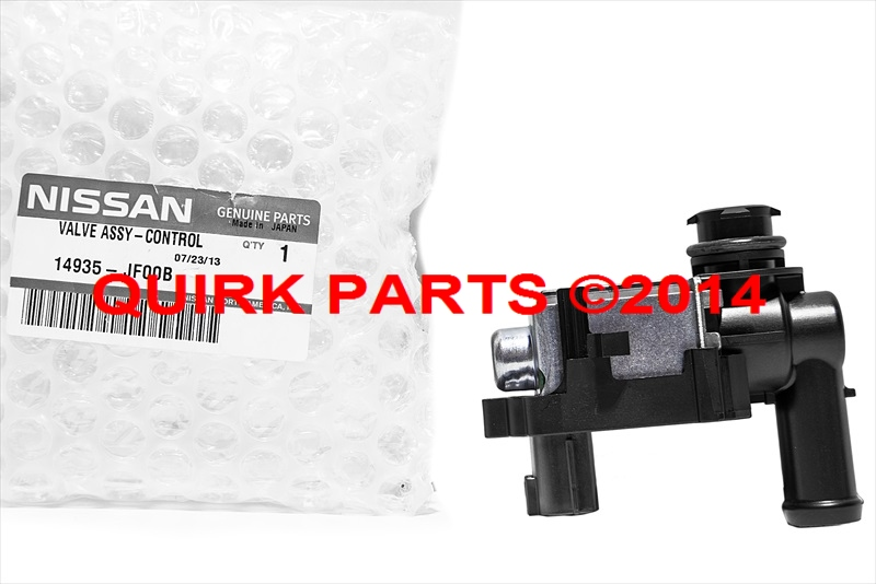 Jf Bretake A on Nissan Frontier Evap Canister Vent Control Valve